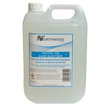 70% Alcohol Based Hand Sanitiser- 5L