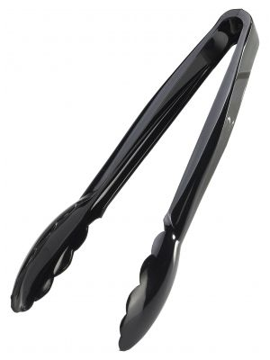 4709-03 Utility Tongs 9IN Black