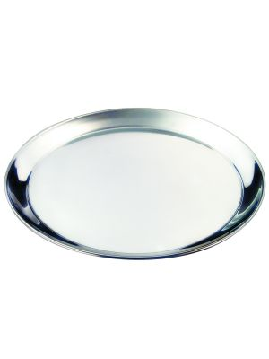 52139 S/St. 14IN Round Tray 350mm