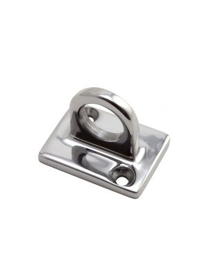 BH-CHR Wall Attachment For Barrier Rope - Chrome