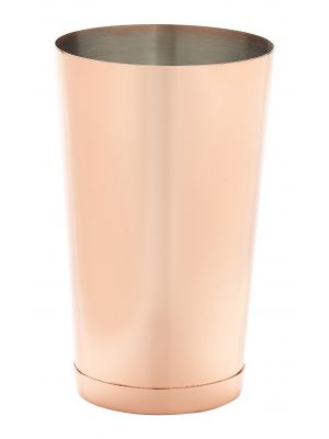 BSC18C Copper Boston Shaker Can 51cl/18oz