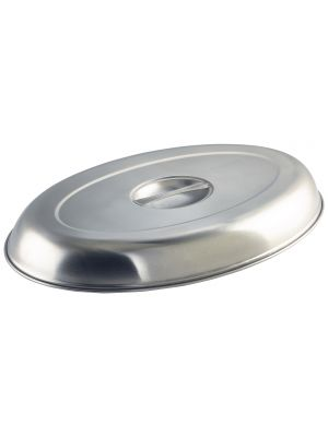 C12562 Cover For Oval Veg Dish 14IN