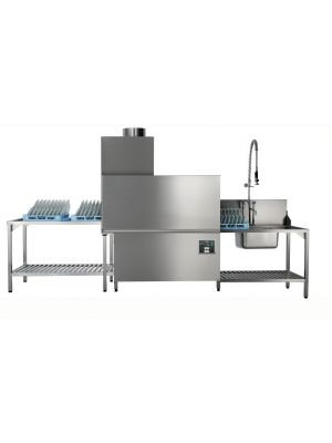 Hobart Ecomax Plus C805A Conveyor Dishwasher