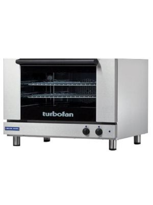 Blue Seal E27M2 Turbofan Manual Convection Oven