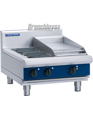 Blue Seal E514B-B Electric Cooktop Griddle Bench 600mm