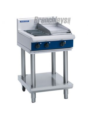 Blue Seal E514B-LS Electric Cooktop Griddle Leg Stand 600mm