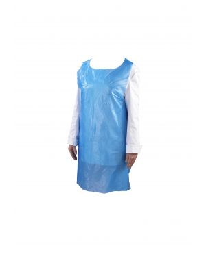 EBA Blue Disposable Pe Apron (100 Pcs)