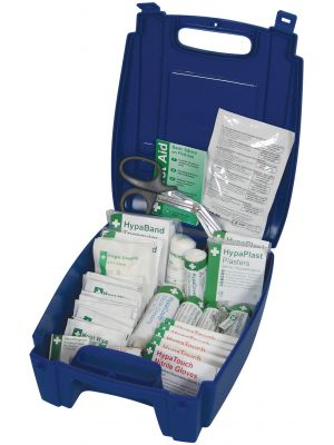 FAMED BSI Catering First Aid Kit Medium (Blue Box)