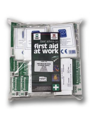 FAREF10 First Aid Kit Refill 10 Person