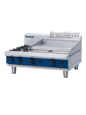 Blue Seal G516A-B Gas Cooktop Griddle Bench 900mm