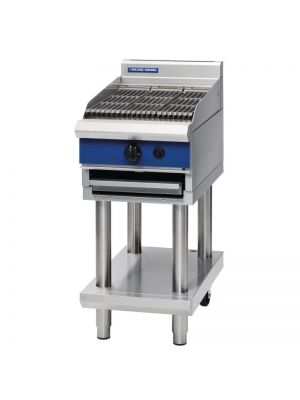 Blue Seal G593-LS Gas Chargrill Chargrill Leg Stand 450mm