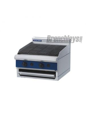 Blue Seal G594-B Gas Chargrill Chargrill Bench 600mm