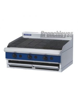 Blue Seal G596-B Gas Chargrill Chargrill Bench 900mm
