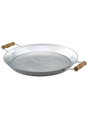 GSPL14 Galvanised Steel Platter 14IN/35.5cm