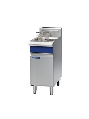 Blue Seal GT18 Gas Fryer Single Tank 400mm