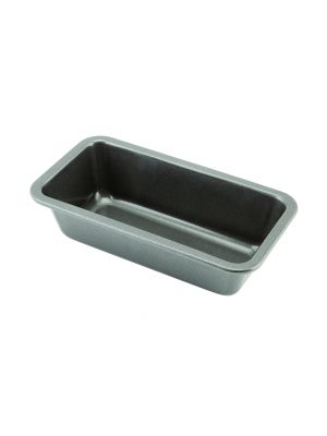 LT-CS1 Carbon Steel Non-Stick Loaf Tin 1Lb