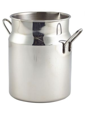 MMC16 Mini Stainless Steel Milk Churn 16oz