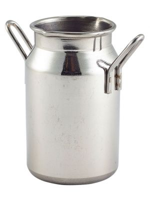 MMC5 Mini Stainless Steel Milk Churn 5oz