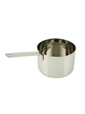 MSP9 Mini Stainless Steel Saucepan 9 x 6.3cm