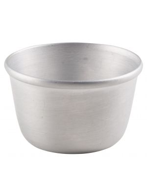 PDB105 Aluminium Pudding Basin 105ml
