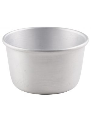 PDB180 Aluminium Pudding Basin 180ml