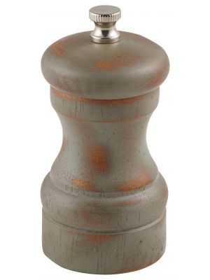 SPWD10A Antique Finish Salt/Pepper Grinder 10cm