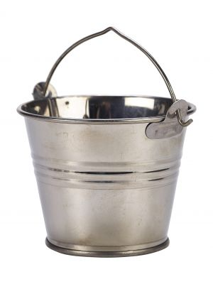 SSB7 Stainless Steel Serving Bucket 7cm Dia 4oz