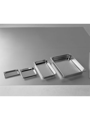 Rational 6013.1302 Containers, stainless steel 1/3 GN 20mm deep