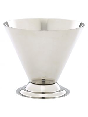 SUNC10 Stainless Steel Conical Sundae Cup
