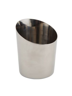 SVCA10 Stainless Steel Angled Cone 11.6 x 9.5cm Dia