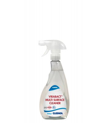 CLEENOL 064VB500/6 VIRBACT™ Multi Surface Cleaner Trigger Spray