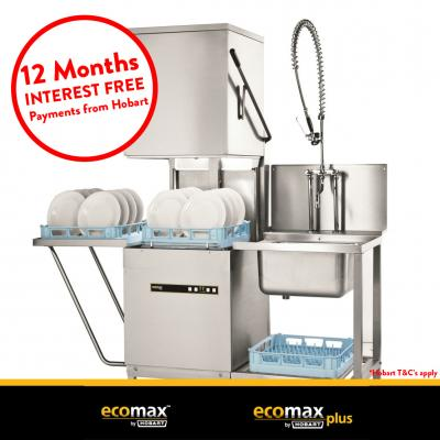Ecomax Dishwashers Interest Free Payments From Hobart